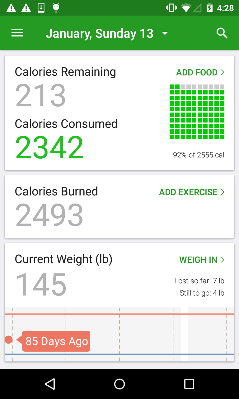 FatSecret - Calorie Counter and Diet Tracker for Weight Loss