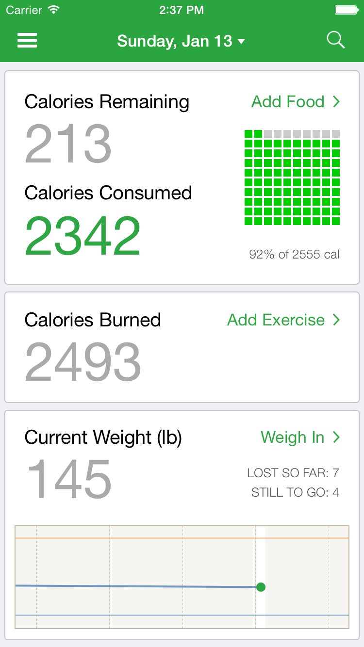 FatSecret Australia - Calorie Counter and Diet Tracker for ...